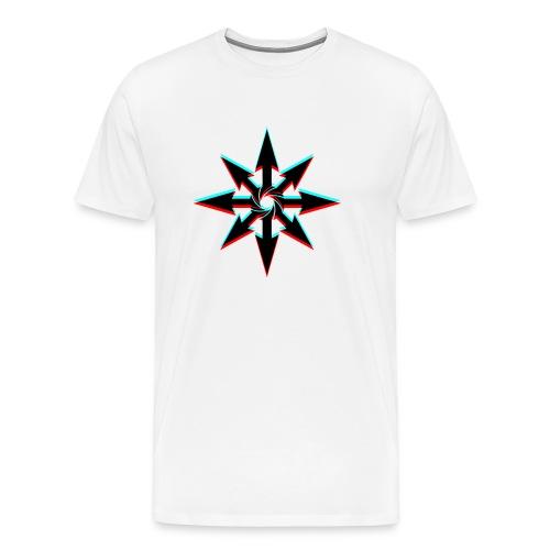 3dstern - Männer Premium T-Shirt