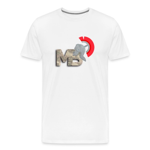 TheMBmulti Logo - Men's Premium T-Shirt