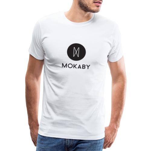 MokabyLOGO 34 - Männer Premium T-Shirt
