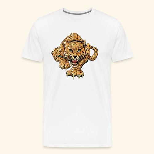 leopardillo - Camiseta premium hombre