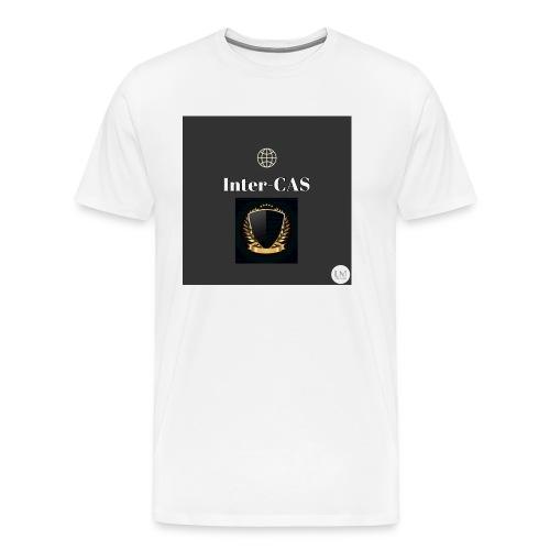 Inter-CAS Mention Safty - Männer Premium T-Shirt