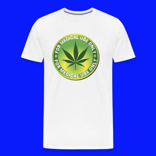 Medical Marijuana (Weed) - Men's Premium T-Shirt