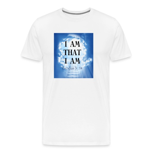 I AM THAT I AM - Men's Premium T-Shirt