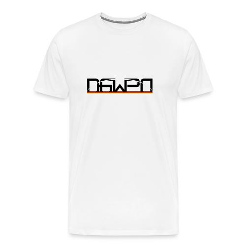 DGWPD Logo 1 - Männer Premium T-Shirt