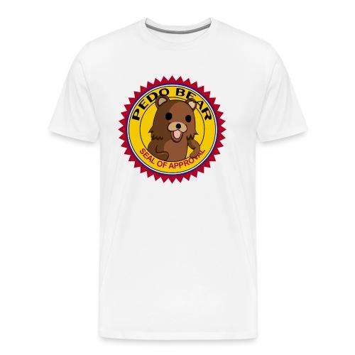transparent - Miesten premium t-paita