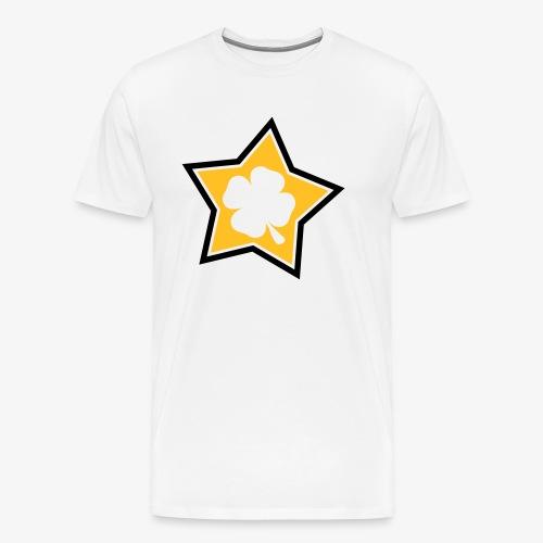 Lucky Star 1 - T-shirt Premium Homme