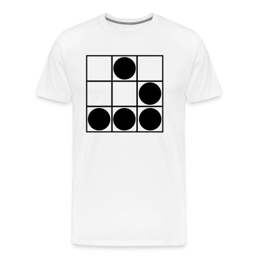 Glider - Das Hacker Community Symbol - Men's Premium T-Shirt
