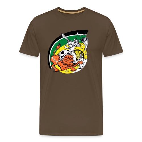 fortunaknvb - Mannen Premium T-shirt