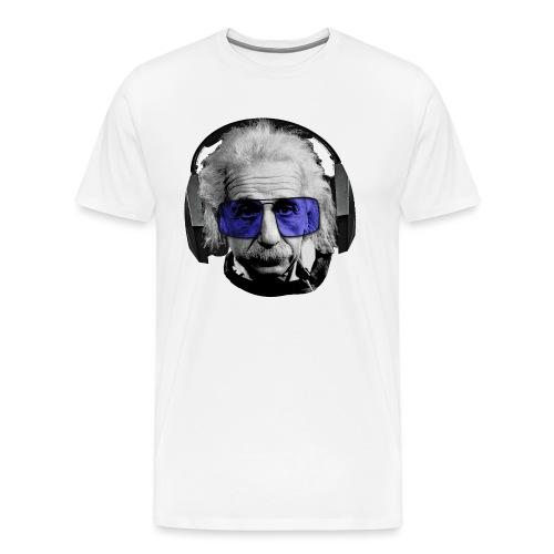 Funky Einstein - T-shirt Premium Homme