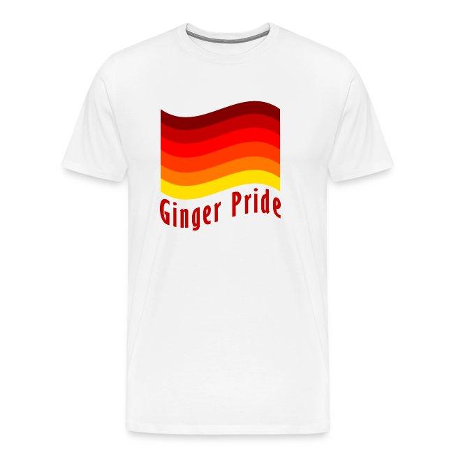 Ginger Pride flag Dark png