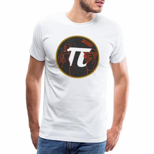 Årslogo 2020 - Herre premium T-shirt