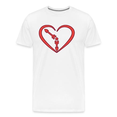 01WALENTY2021 1 - Koszulka męska Premium