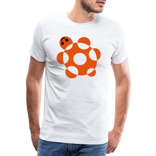 Tartaruga - Maglietta Premium da uomo