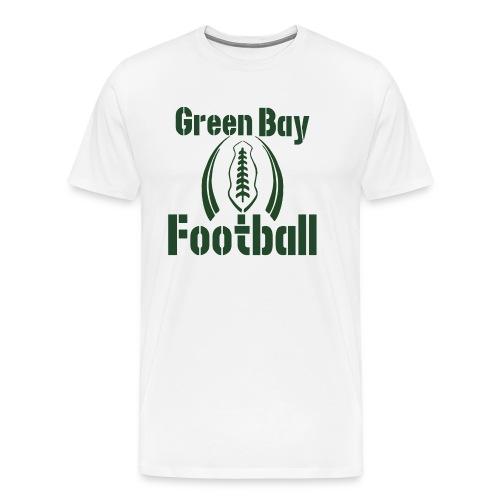 Green Bay Tasse - Männer Premium T-Shirt
