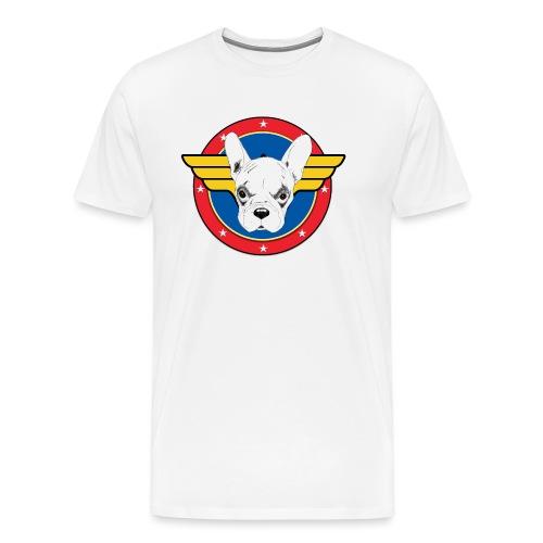 Super frenchie - T-shirt Premium Homme