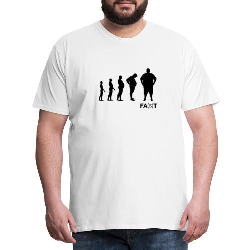 FA(S)T evolution - Maglietta Premium da uomo