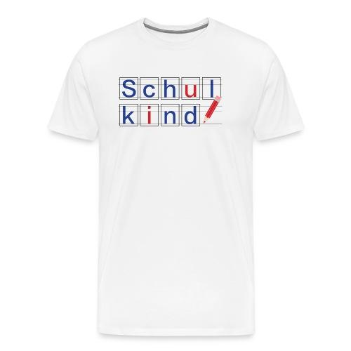 schulkind - Männer Premium T-Shirt