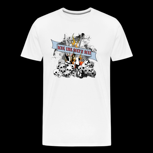 long live - Premium-T-shirt herr