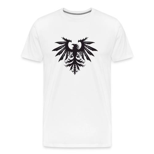 NEW Bird Logo Small - Men's Premium T-Shirt