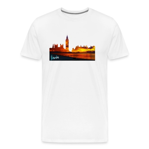 LONDON HYPE - T-shirt Premium Homme