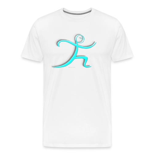 Tai Chi - einfache Peitsche - Männer Premium T-Shirt