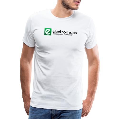 Electromaps color - Camiseta premium hombre