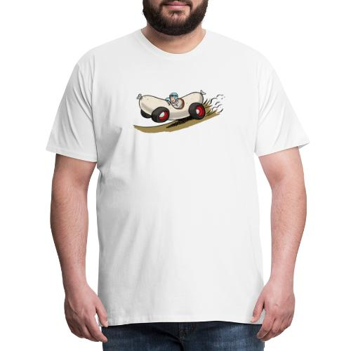 Weißwurstrenner - Männer Premium T-Shirt