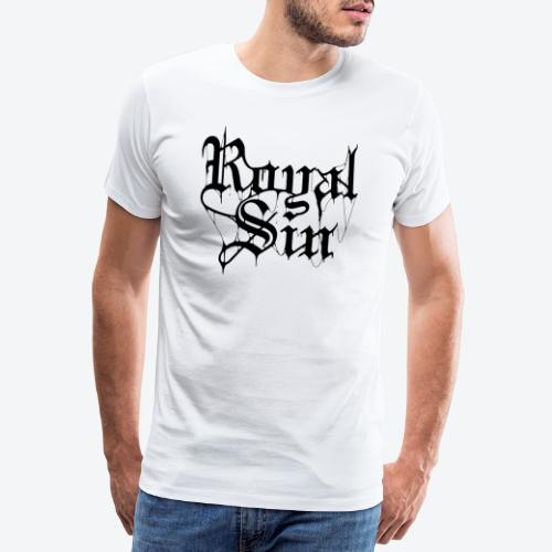Royal Sin | RS2B - Premium-T-shirt herr