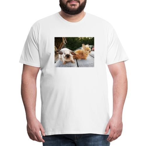 Nouche en Ninou - Mannen Premium T-shirt