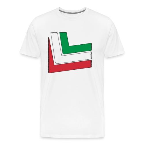 T-shirt Italia - Maglietta Premium da uomo