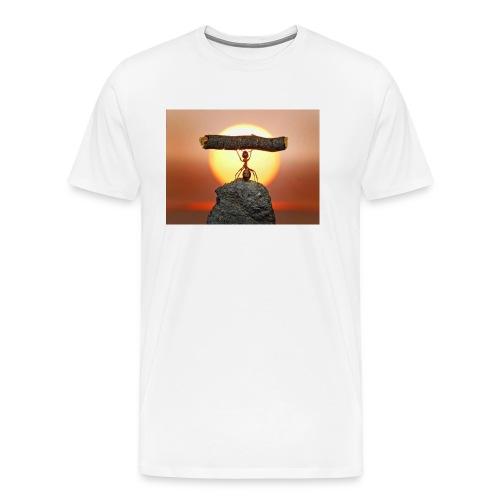 formica-innamorata_jpeg - Maglietta Premium da uomo