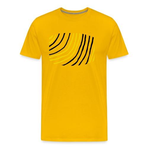 Raidat - Miesten premium t-paita