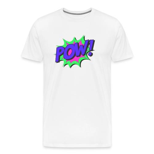 POW! - Männer Premium T-Shirt