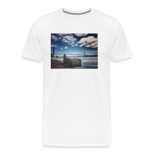 poncio - Camiseta premium hombre