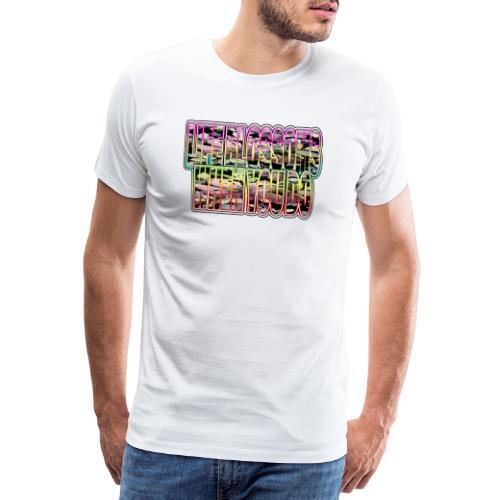 life blossoms when you do - Männer Premium T-Shirt