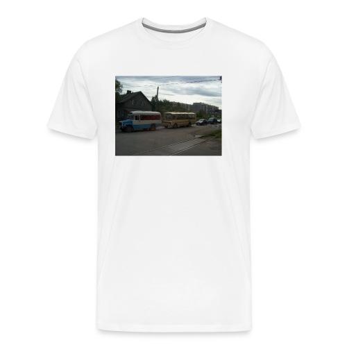 Sortavala - Miesten premium t-paita