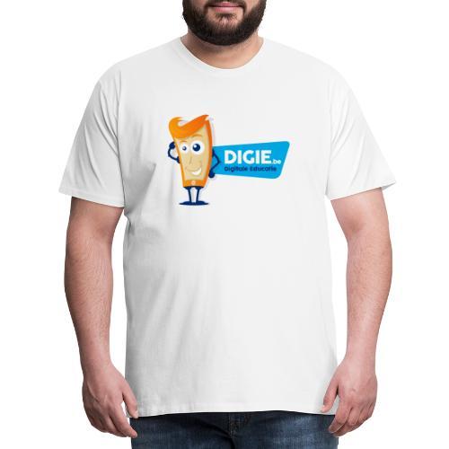 Digie.be - Mannen Premium T-shirt