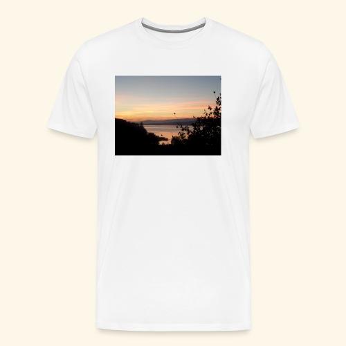 Murtensee - Männer Premium T-Shirt