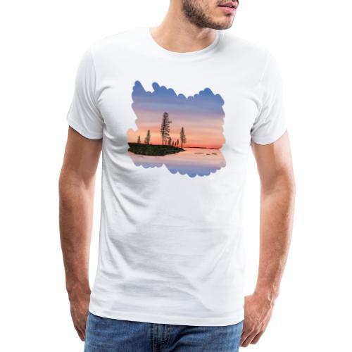 Zomer in Lapland - T-shirt Premium Homme