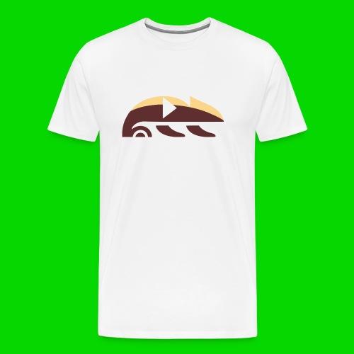PlayButton Outback - Men's Premium T-Shirt