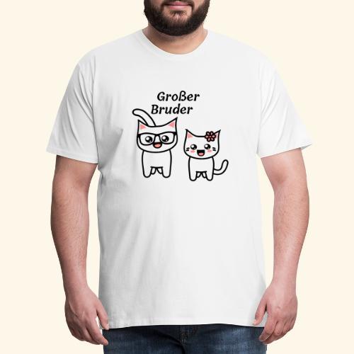 Großer Bruder - Männer Premium T-Shirt