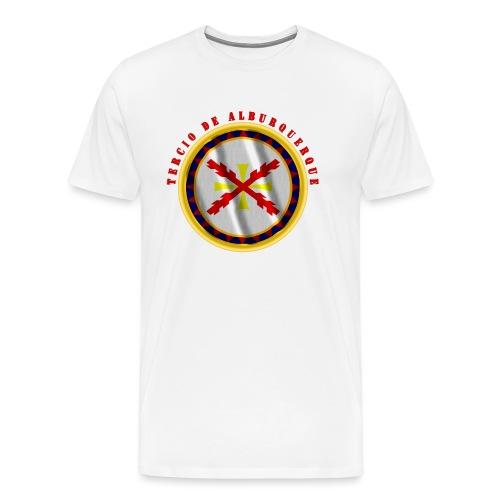 Tercio de Alburquerque - Camiseta premium hombre