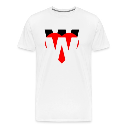 WHY WE LOVE - Camiseta premium hombre