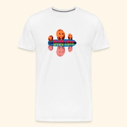 Mama bear et ses oursons - T-shirt Premium Homme