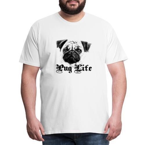 La vie de carlin - T-shirt Premium Homme