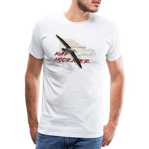 caphoornier - Männer Premium T-Shirt