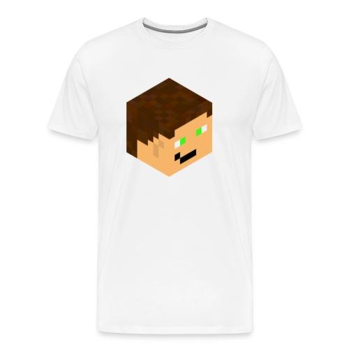 Thhennie Gaming T-Sjorte - Premium T-skjorte for menn
