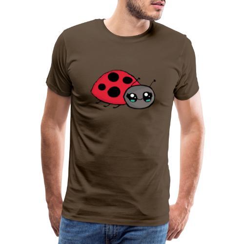 Pirouette la coccinelle - T-shirt Premium Homme