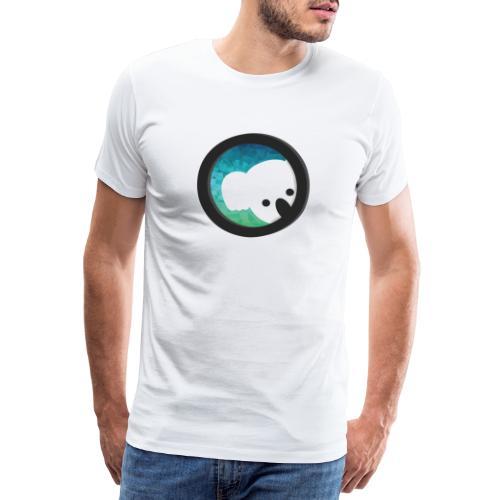 Koala Emerald Design - Men's Premium T-Shirt