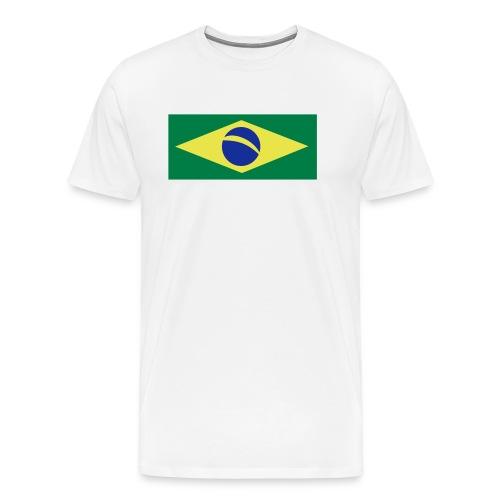 Braslien - Männer Premium T-Shirt